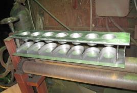 Различные нестандартные изделия из нержавеющей стали.